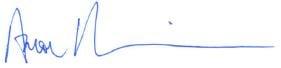 AM Signature